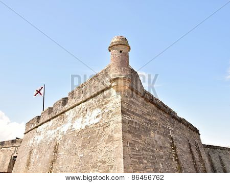 Castillo De San Marcos St Augustine Fl