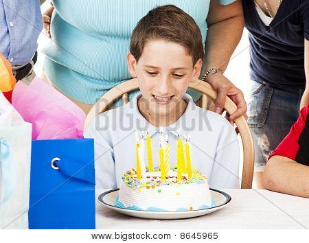 Tenth Birthday Celebration