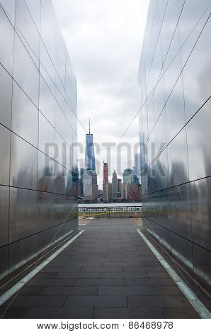 Empty Sky: New Jersey September 11 Memorial