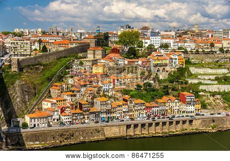 The Historic Center Of Porto - Portugal