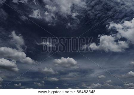 Nice Cloud And Blue Sky