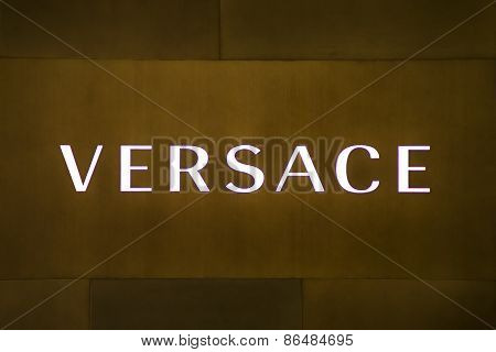 Versace Shop In Sidney