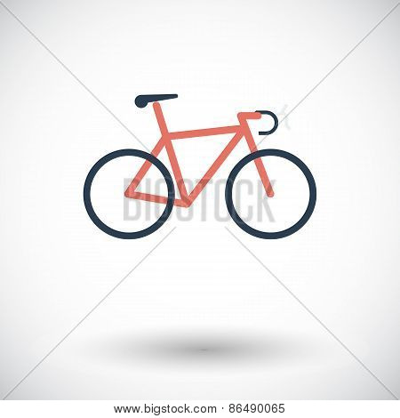 Bicycle icon.