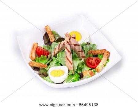 Caeser salade.