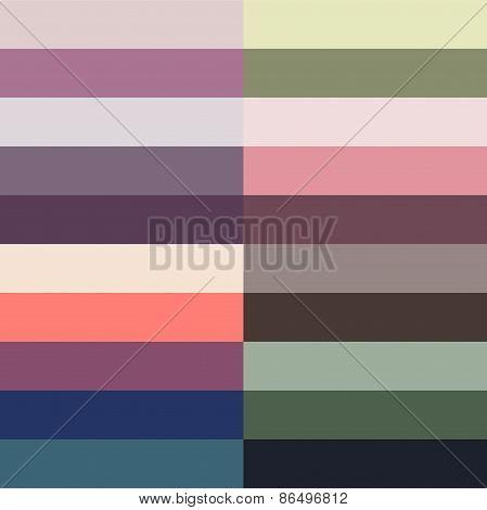 pattern pixel art color scheme