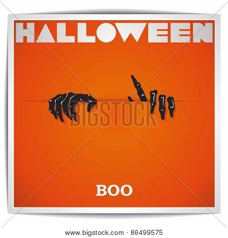 Halloween creative design