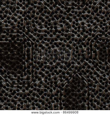 Rusty Metal Braid