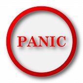 pic of panic  - Panic icon - JPG