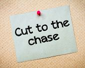 picture of chase  - Cut to the chase Message - JPG
