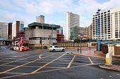 picture of west midlands  - Birmingham skyline with modern office buildings - JPG