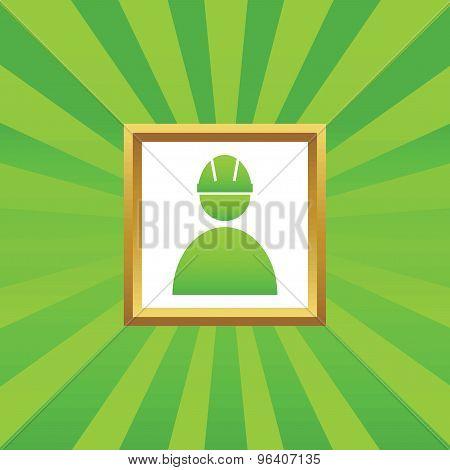Builder picture icon