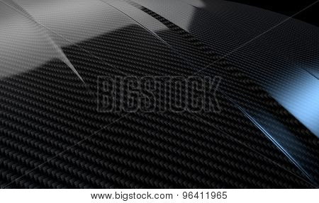 Car Contour Carbon Fibre