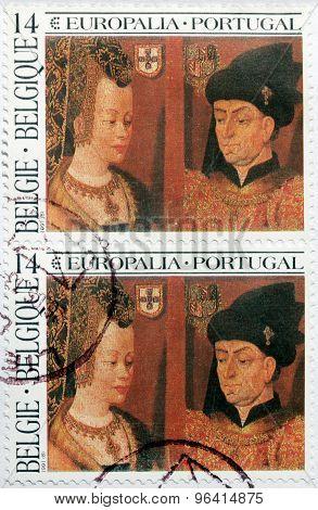 Belgium Stamps