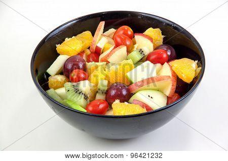 Mixed Fruit Salad Thai Style