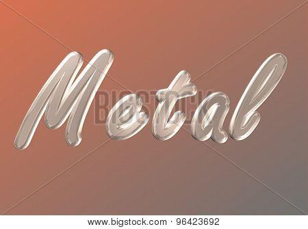 Word metal