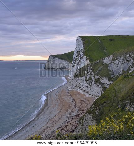 Durdle Door Beach & Swyre Head