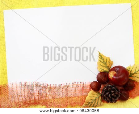 foliagel autumn background