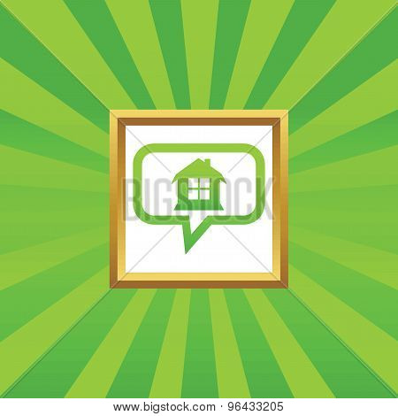 House message picture icon