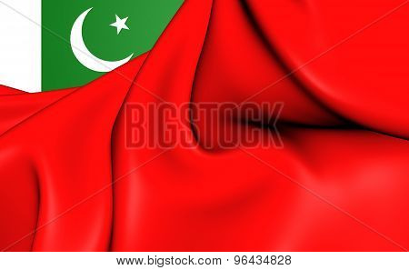Civil Ensign Of Pakistan