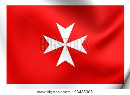 Civil Ensign Of Malta