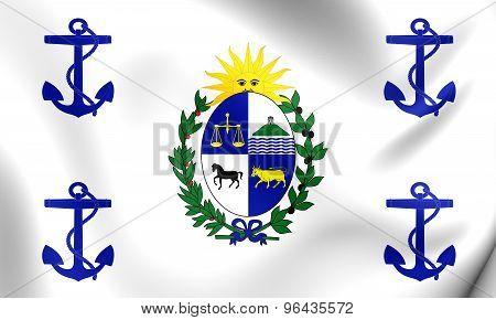 Presidential Standard Of Uruguay