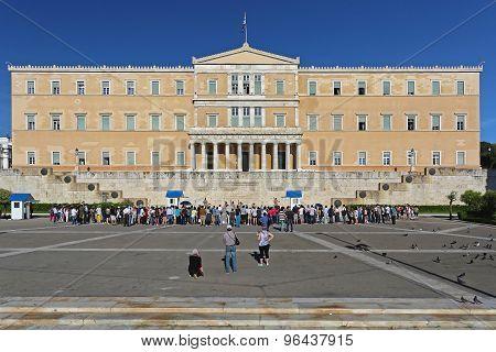 Parliament Athens