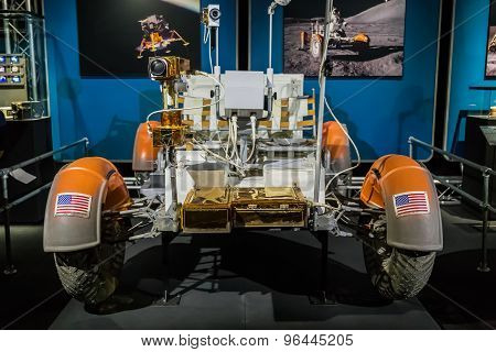 NASA Exhibition in Bangkok Thailand