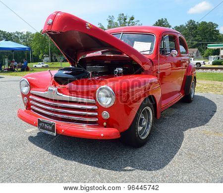 Classic 1947 Ford Car