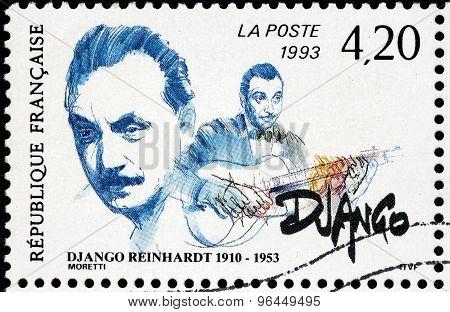 Django Stamp