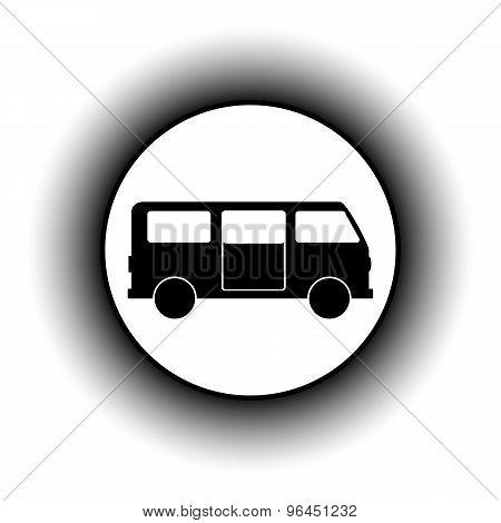 Minibus Button.