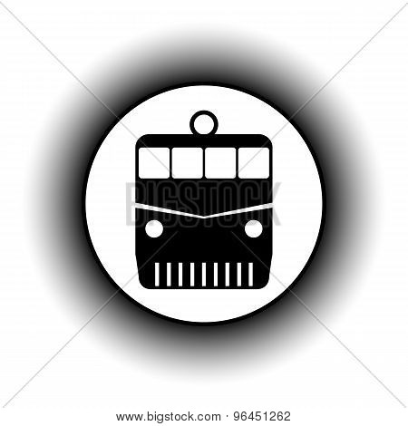 Locomotive Button.