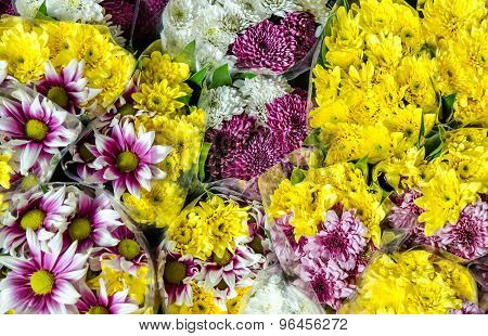 Bunch Of Flowers