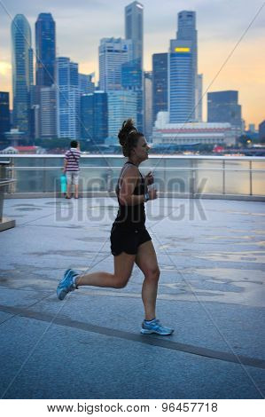 Running Woman, Singapore