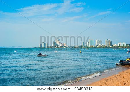 Pattaya Beach, Thai
