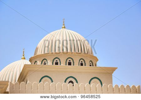Dome Mosque Oman