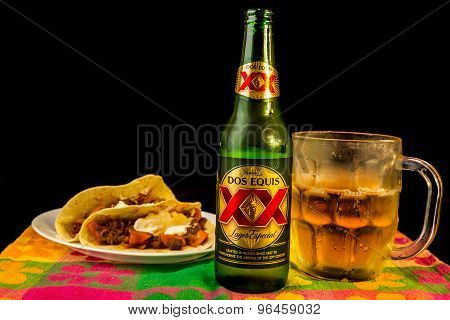 Beer And Burritos