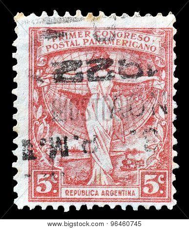 Argentina 1921