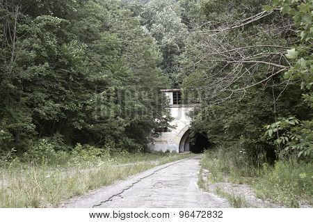 Abandoned Turnpike Tunnel