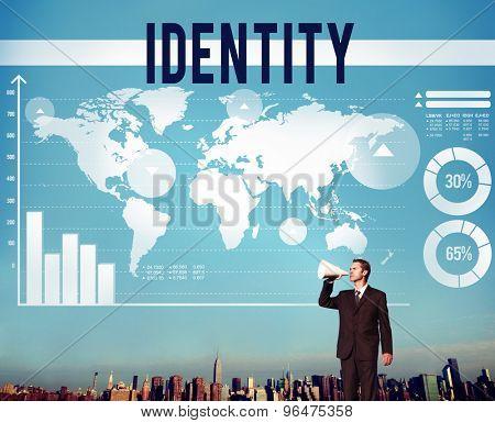 Identity Copyright Branding Product Marketing Concept