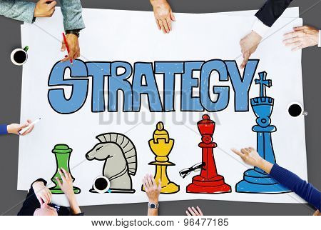 Strategy Brainy Knowledge Intelligence Creative Concept