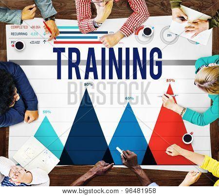 Training Inspire Aspiration Mentoring Seminar Concept