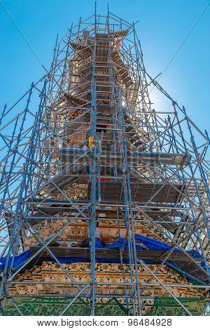 Wat Arun (Arun Temple) in Bangkok