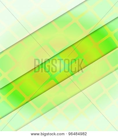 Stripe grid background design template abstract
