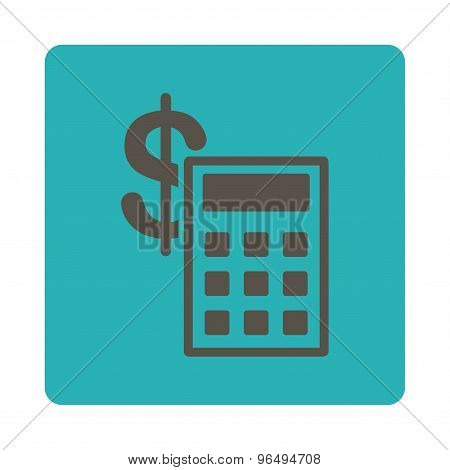 Calculation Icon from Commerce Buttons OverColor Set
