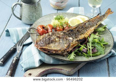 Barbecue Sea Robin