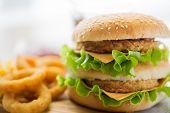 stock photo of junk  - fast food - JPG