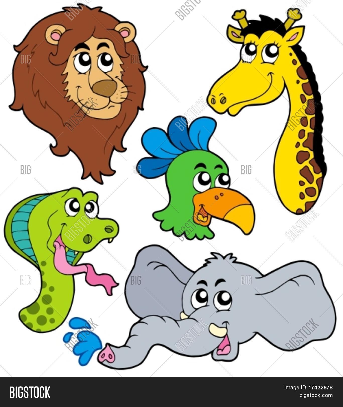 Zoo картинки 3d 5