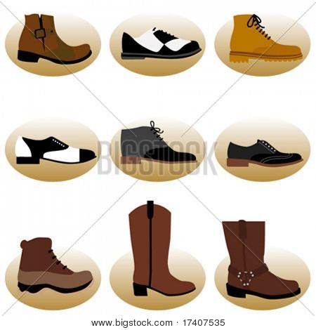 fashion man shoes