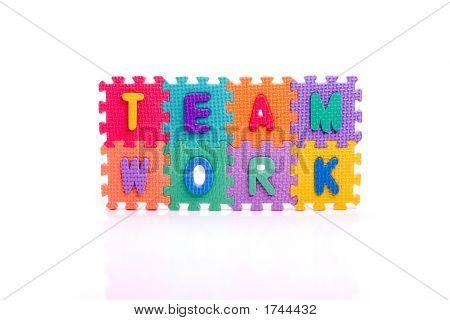 Toy Team Work