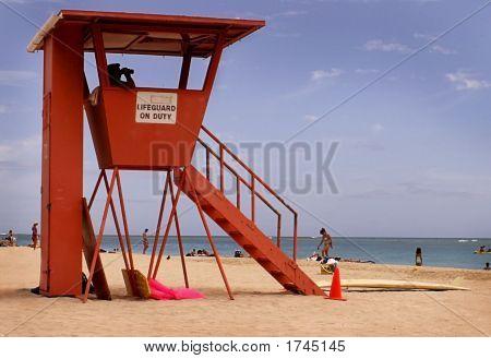 Lifeguard Duty